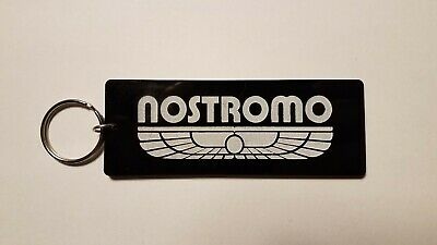 Nostromo Alien inspired keychain key chain