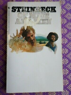 Of Mice and Men by John Steinbeck 1975 reprint RL 5 classic hitchhiking