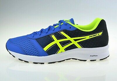 ASICS PATRIOT 9 T823N Men's Running Trainers Brand New Size
