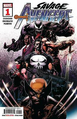 Savage Avengers | #1-4 Choice of Issues & Covers | MARVEL Comics | 2019 - NM