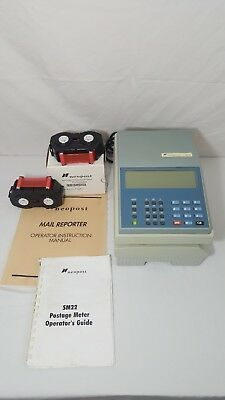 NEOPOST SM22 Postage / Mail Reporter Printer Fast Free Shipping!