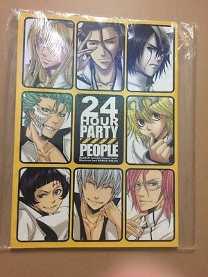 Doujinshi BLEACH - 24 Hour Party People - Special