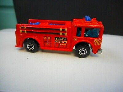 Vintage Hot Wheels 1976 Fire Eater Mint