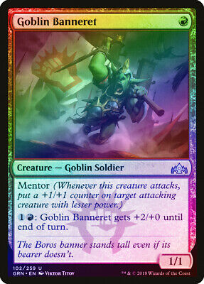 Goblin Cratermaker FOIL Guilds of Ravnica NM-M Red Uncommon MAGIC CARD ABUGames