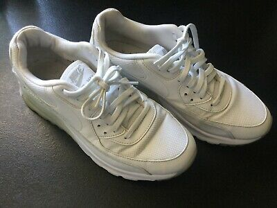the best attitude 53665 aec1f Basket Blanche - AIR MAX - NIKE - Taille 37,5