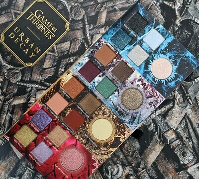 Urban Decay Game of Thrones Eyeshadow Palette ~ IN HAND, Authentic, New!