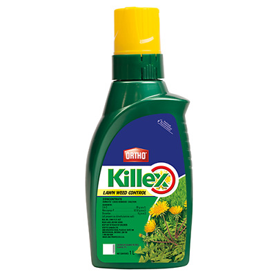 ORTHO KILLEX Lawn Weed Killer Concentrate, 1L - 🇨🇦 CAD Seller Express Shipping