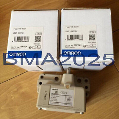 Ship Today 1PC NEW Omron Limit Switch VB-3221 Fast delivery