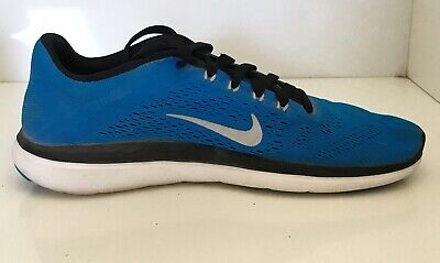 9bcd011685ba 2016 NIKE FLEX Experience RN 5 Men s Athletic Running Shoes Blue ...