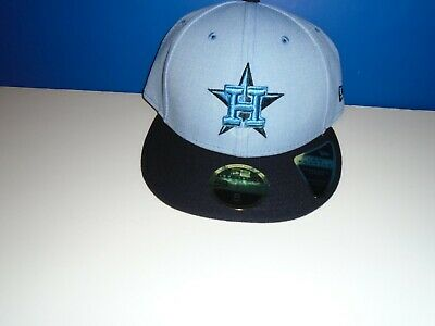 sports shoes d5e58 712db Houston Astros New Era 59FIFTY Low Profile Fathers Day Fitted Hat 8 NWT