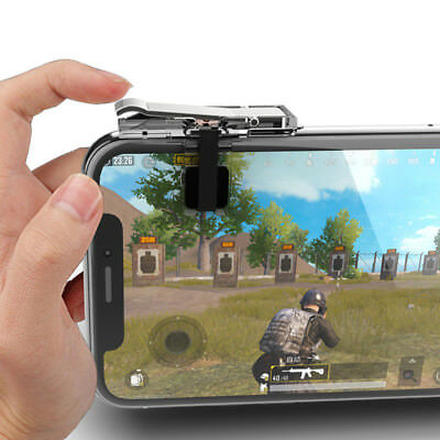 Gaming Trigger Phone Game PUBG Mobile Controller Gamepad for Android IOS_DM