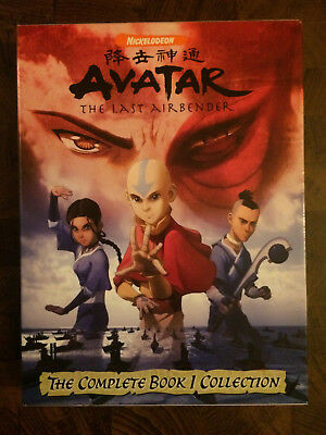 Avatar: The Last Airbender - Book 1: Water - The Complete Collection (DVD Set)