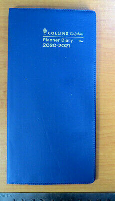 2020 2021 Two Year Colplan Slim Pocket Landscape Planner Diary Month To View