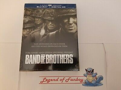 * New * Band of Brothers - The Complete Mini Series - Blu-ray Set * Sealed *