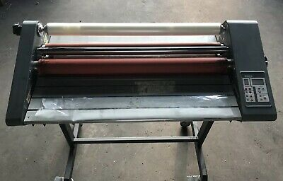 Linea DH-650 Roll-Fed A1 Hot & Cold Seal Laminator