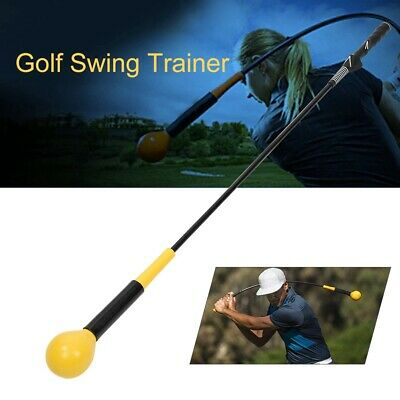 NEW Golf Flex Aid Swing Trainer Practice Improve Tempo Strength Flexibility Hot