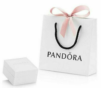 Genuine Pandora Gift Bag, Pouch, Gift Box Charms, Bracelets, Necklaces New