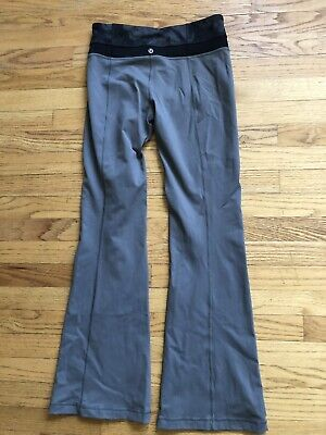 6978976e1 LULU LEMON CROPPED Cargo Workout Pant Carry And Go Medium No Size ...