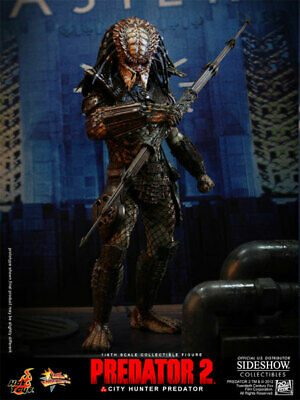 City Hunter Predator Sixth Scale Figure by Hot Toys