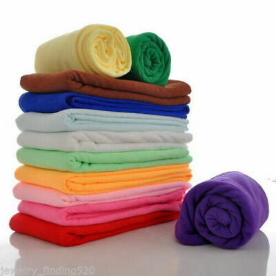 2x Extra Large Quick Drying Microfibre Towel for Any Travel Swimming Gym Sports