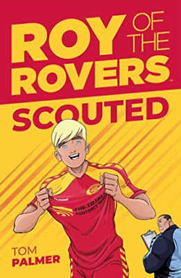 Tom Palmer-Roy Of The Rovers (UK IMPORT) BOOK NEW