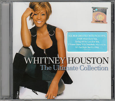 HOUSTON, WHITNEY - The Ultimate Collection - Houston, Whitney CD