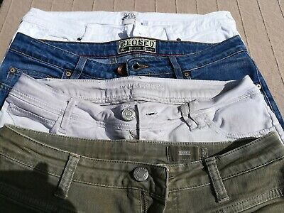 4x Jeans...Closed, See by Chloe, Blue fire...Gr: 29...
