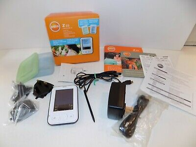 Palm Z22 Handheld Pda Personal Organizer W/ Box/2 Cases/Charger/Cd/Instructions