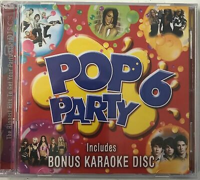 Various - Pop Party Vol.6 (2xCD)New Sealed Free UK P&P