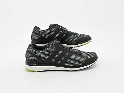 new styles 28886 7d810 Adidas Mana Bounce Men Black Athletic Running Shoes Size 9M Pre Owned YJ