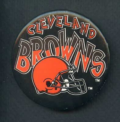 Vintage Cleveland Browns Booster Button 365805 (Kycards)