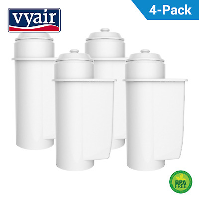 Vyair Compatible Water Filter Cartridge for Brita Intenza, Neff, Gaggenau (4)