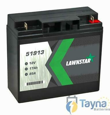 51913 Lawnstar Lawnmower Batterij 12V
