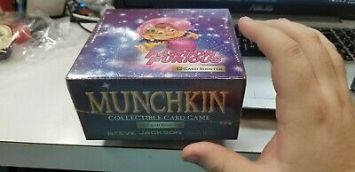 munchkin ccg fashion furious booster box