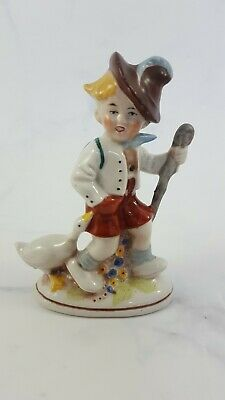Rare Antique German Porcelain Figurine, Made between 1875 and 1879 by Grafenthal