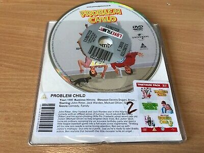 Problem Child (DVD, 2008) DISC ONLY