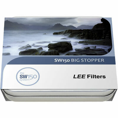 Lee Filters Big Stopper 100x100mm .Brand New 10 Stop Neutral Density Filter