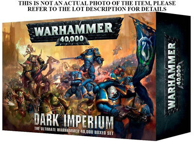 WH40k Dark Imperium/KnF Primaris Space Marines Units - buy one or more