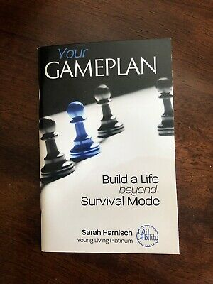 Your Gameplan New Mini Book By Sarah Harnisch Young Living Oils
