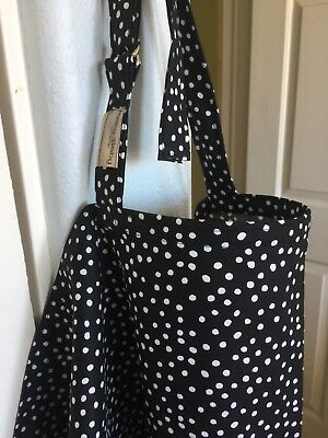 NEW  />NURSING COVER  hider* BREASTFEEDING COVER DOTS ELEGANCE TIMELESS STYLE