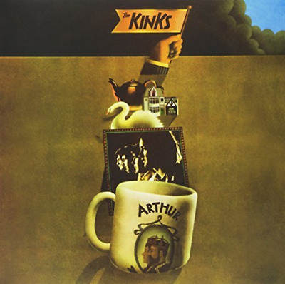 "The Kinks-Arthur (Or the Decline and Fall of t (UK IMPORT) Vinyl / 12"" Album NEW"