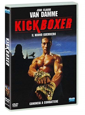 Kickboxer - Il Nuovo Guerriero (UK IMPORT) DVD NEW