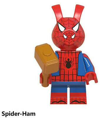 Marvel Spider-Man: Far From Home Spider-Ham Superheroes Building Blocks Toys
