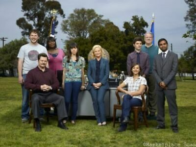 """Parks And Recreation Poster 16""""x24"""""""