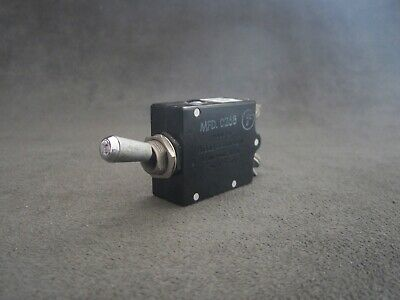 Beechcraft Aircraft Breaker Switch  P//N 35-380132-43