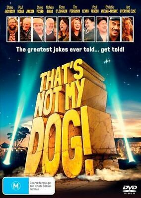 NEW That's Not My Dog! DVD Free Shipping