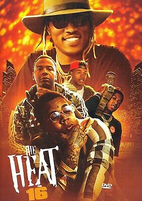 Nba, Moneybagg, Baby, Cole -  'The Heat 16' ..Dvd..music Videos.. Summer 2019..