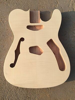 DIY Unfinished   body for TELE style guitar kit