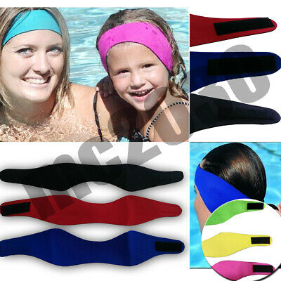 CHILDREN'S ADULTS' SWIMMING EAR HEAD BAND IT Neoprene WETSUIT KIDS HEADBAND