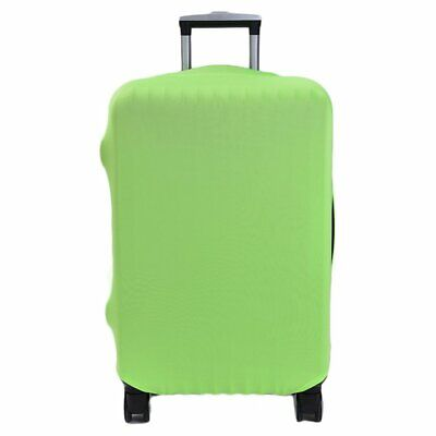 Travel Suitcase Cover Solid Multi-color And Multi-Inch Trolley Case Dust CoverZ2